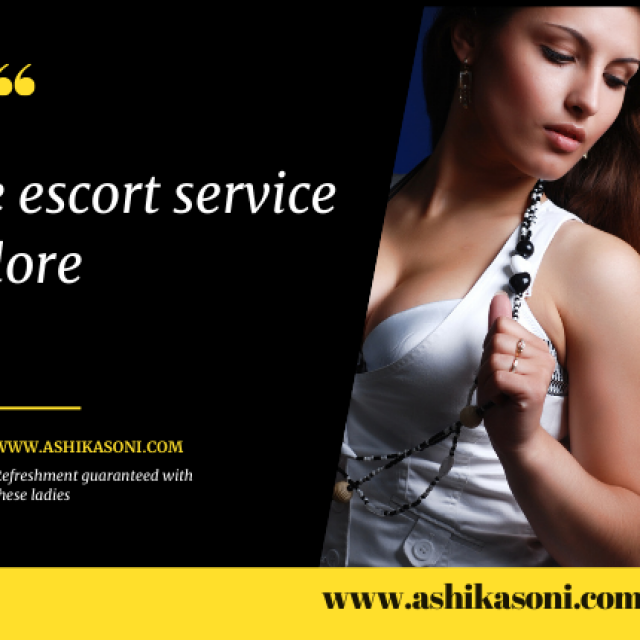Escorts Bangalore: A website can help you immensely